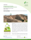 Ecological Restoration Strategies for Cattle Ranching Landscapes of the Azuero Course Report