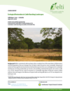 Ecological Restoration in Cattle Ranching Landscapes