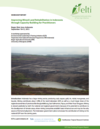 Improving Mined Land Rehabilitation in Indonesia through Capacity-Building for Practitioners