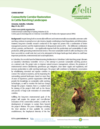 Connectivity Corridor Restoration in Cattle Ranching Landscapes