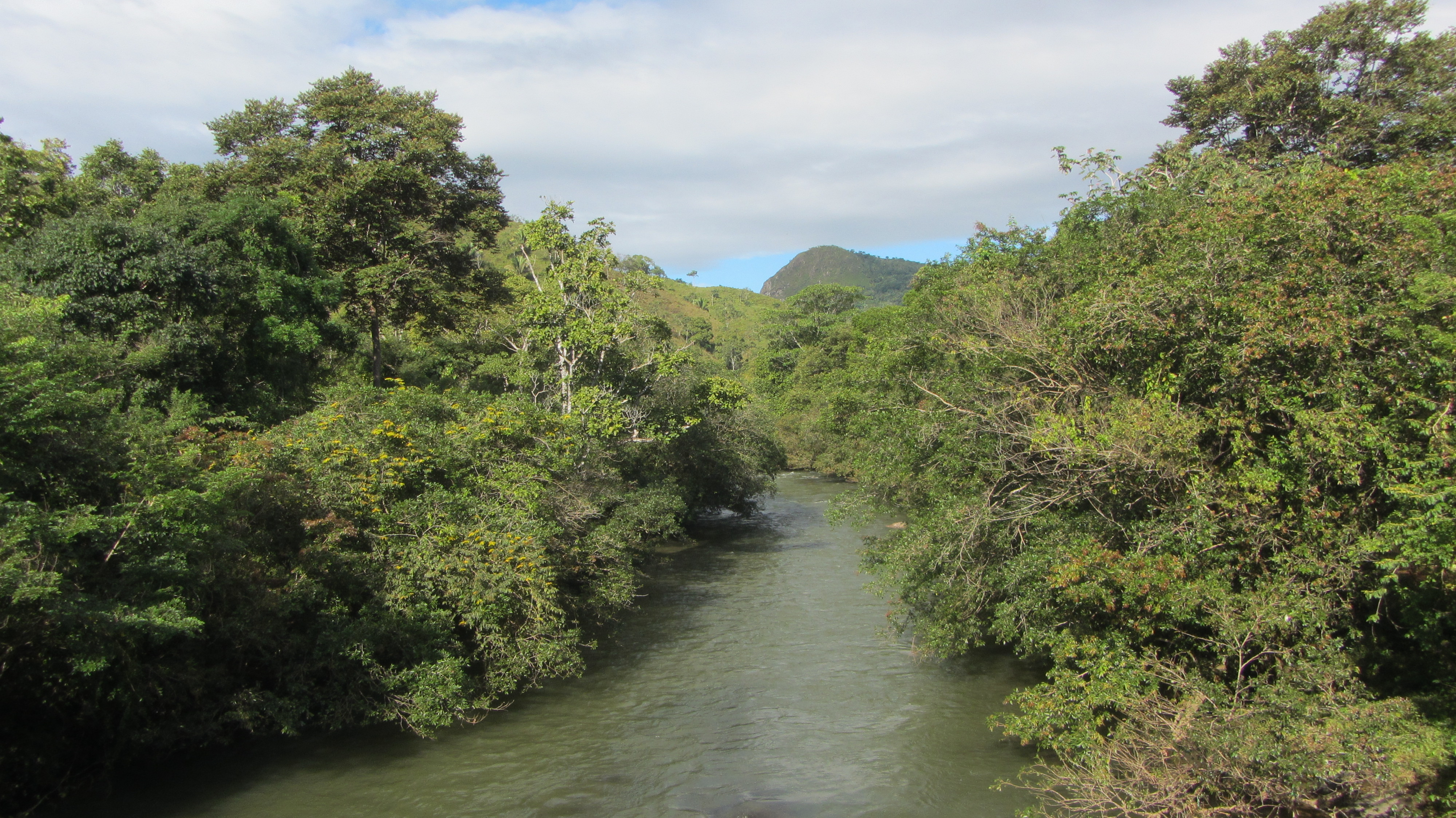 La Villa River, Panama