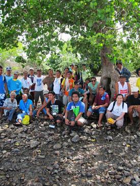 2013 Mangrove Rehabilitation - March