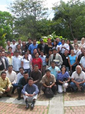 First Informational Workshop on REDD for Panamanian Indigenous Leaders