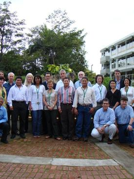 Roundtable on the Development of Biofuels in Panamá and Central America