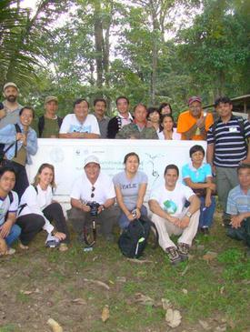 2010 Thailand Forest Restoration Training