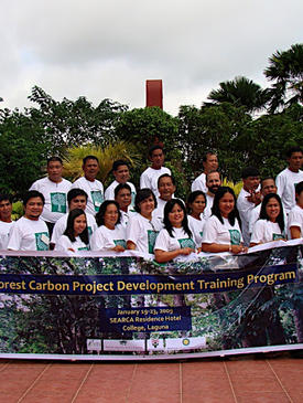 Carbon Development Training Program - Los Baños