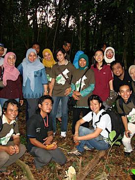 REDD Training - Indonesia 2009