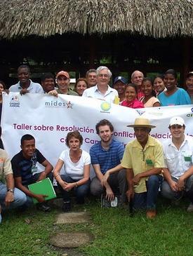 REDD and Alternative Conflict Resolution for 'Colonos' of Panama's Darien Region