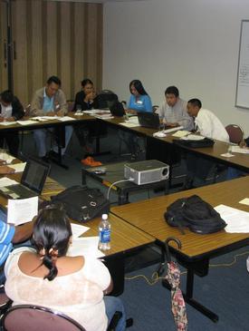 VI Workshop on REDD for Panamanian Indigenous Leaders