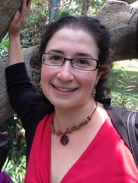 Gillian Bloomfield