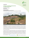"Cover image for ""Course Report: Training of Trainers on Revegetation of Former Mining Areas"""